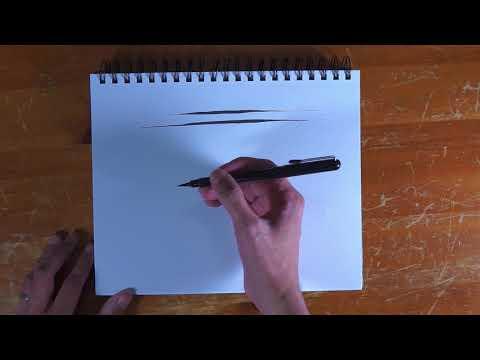 Inking Exercise