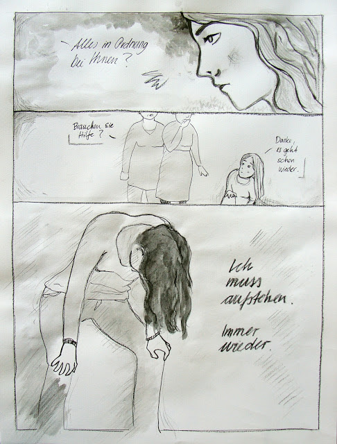 Comic Seite 4: Auflösung