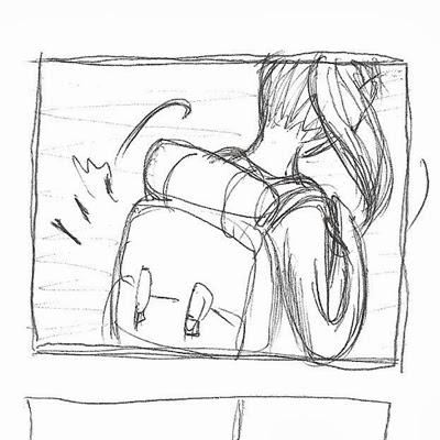 Skizze Comic Collab