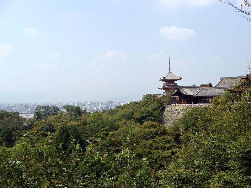 Kiyomizudera Tempel Japan