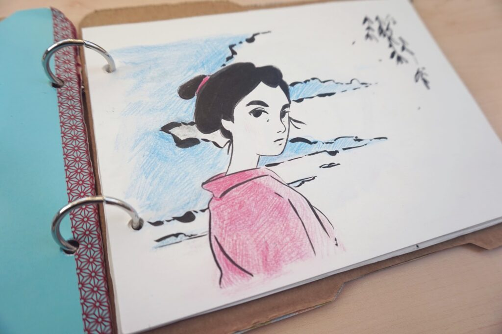 Der Monat in Skizzen Special - Mein Japan-Skizzenbuch!
