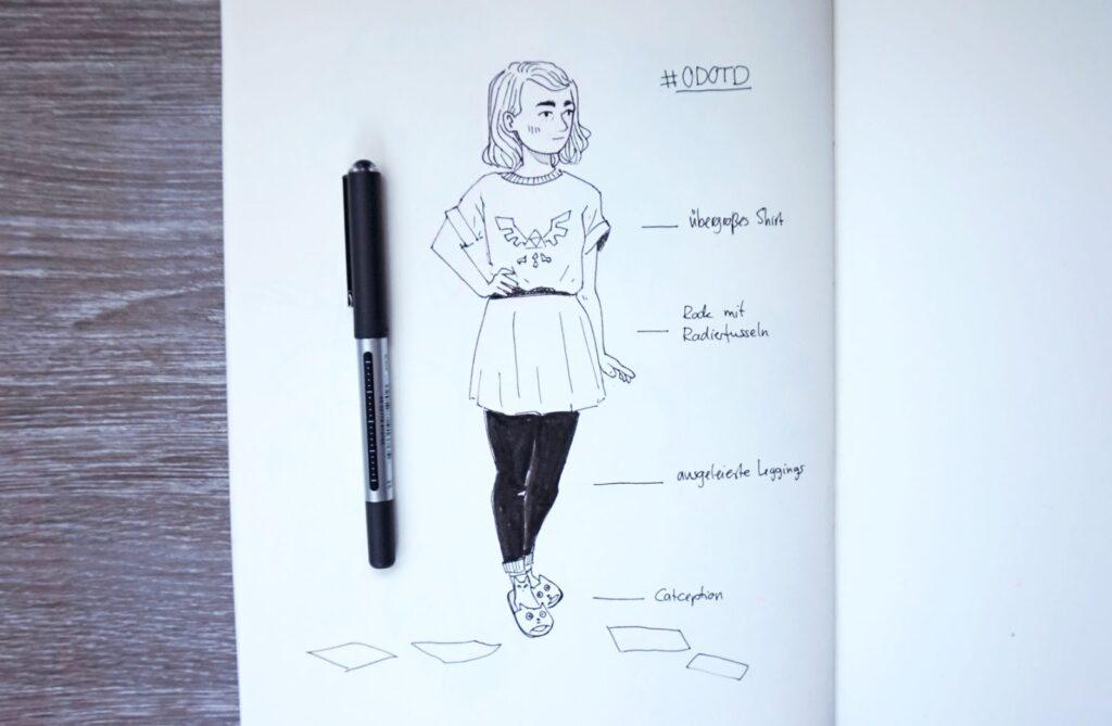 Skizzenbuchtour: One week sketchbook challenge [ + Videos ]