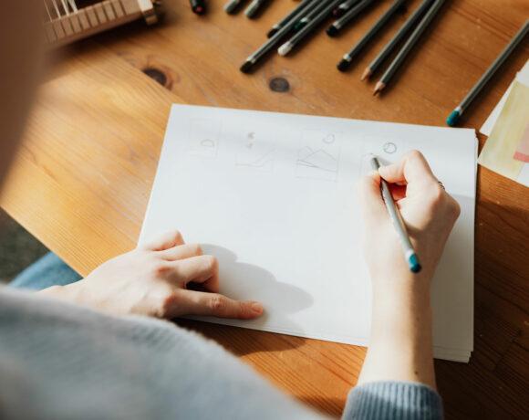 Täglich zeichnen üben und besser werden